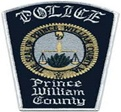 Police Prince William County Logo